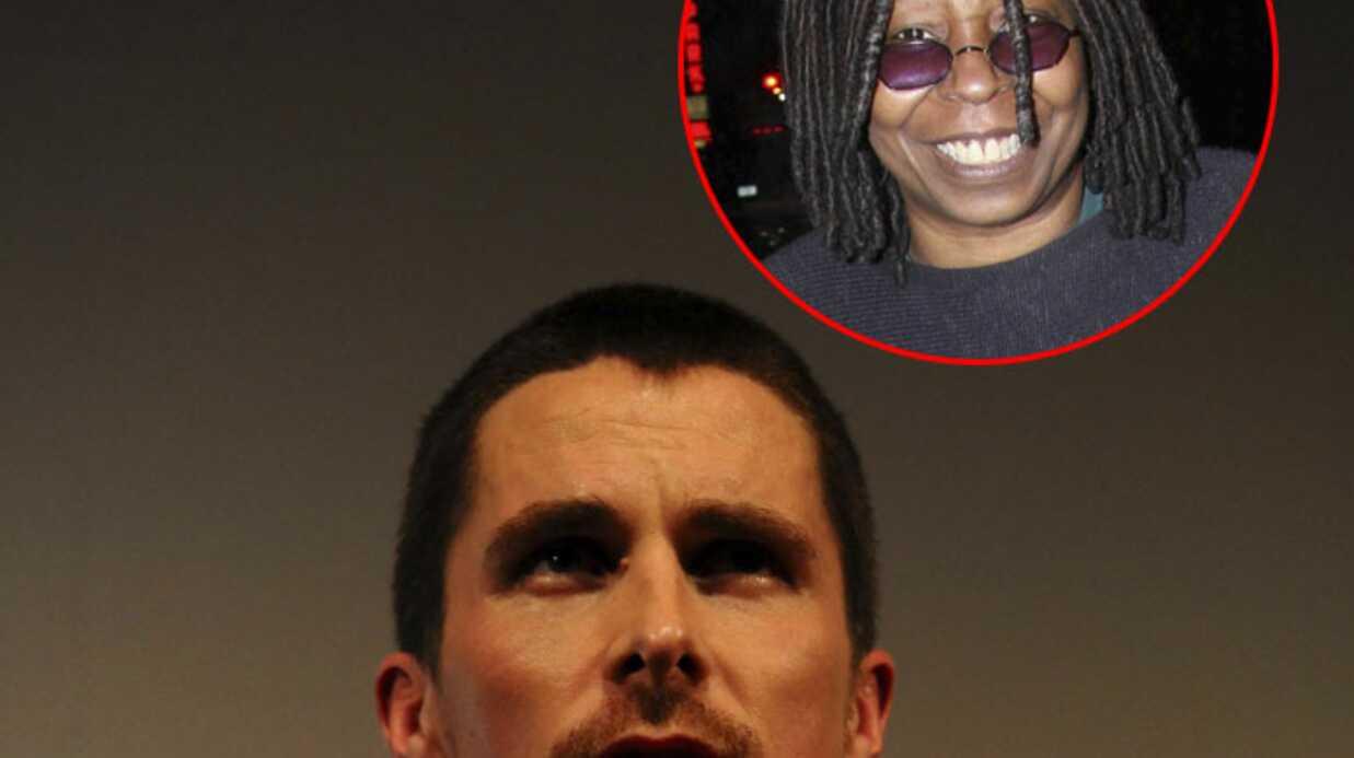 Christian Bale: Whoopi Goldberg prend sa défense