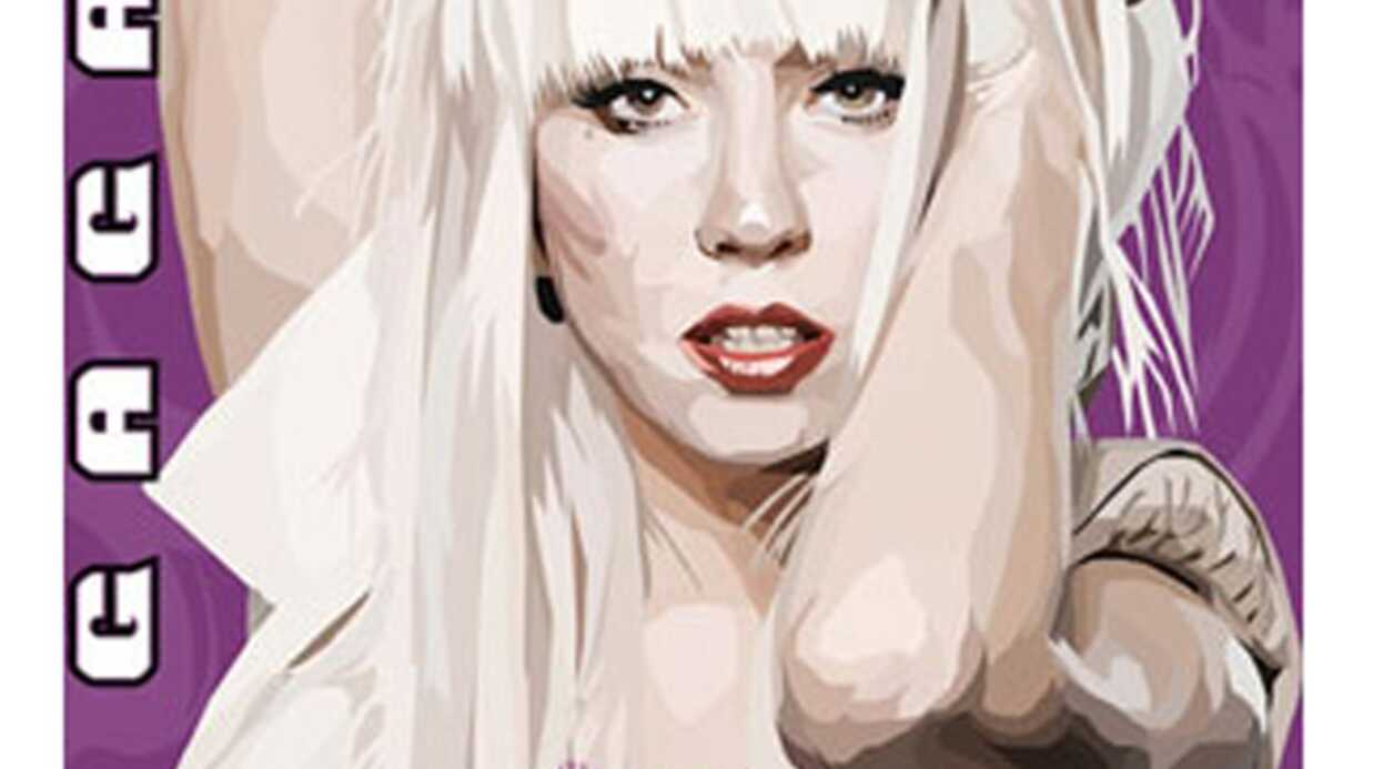 Lady Gaga héroïne d'une bande dessinée
