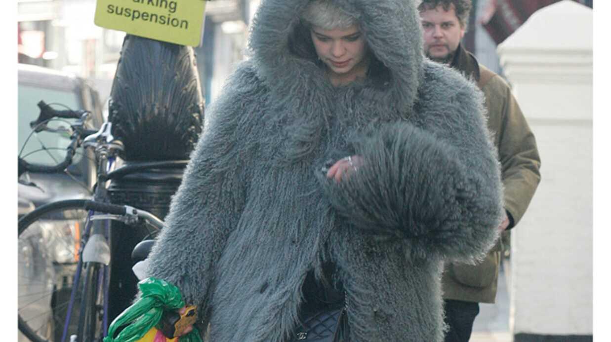 LOOK Pixie Geldof: un style aussi fou que sa sœur