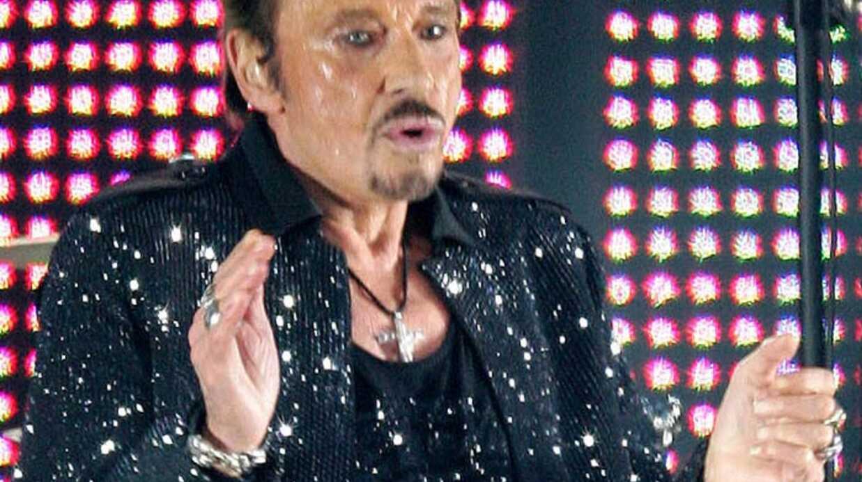 Johnny Hallyday: les détails de sa tournée de 2012