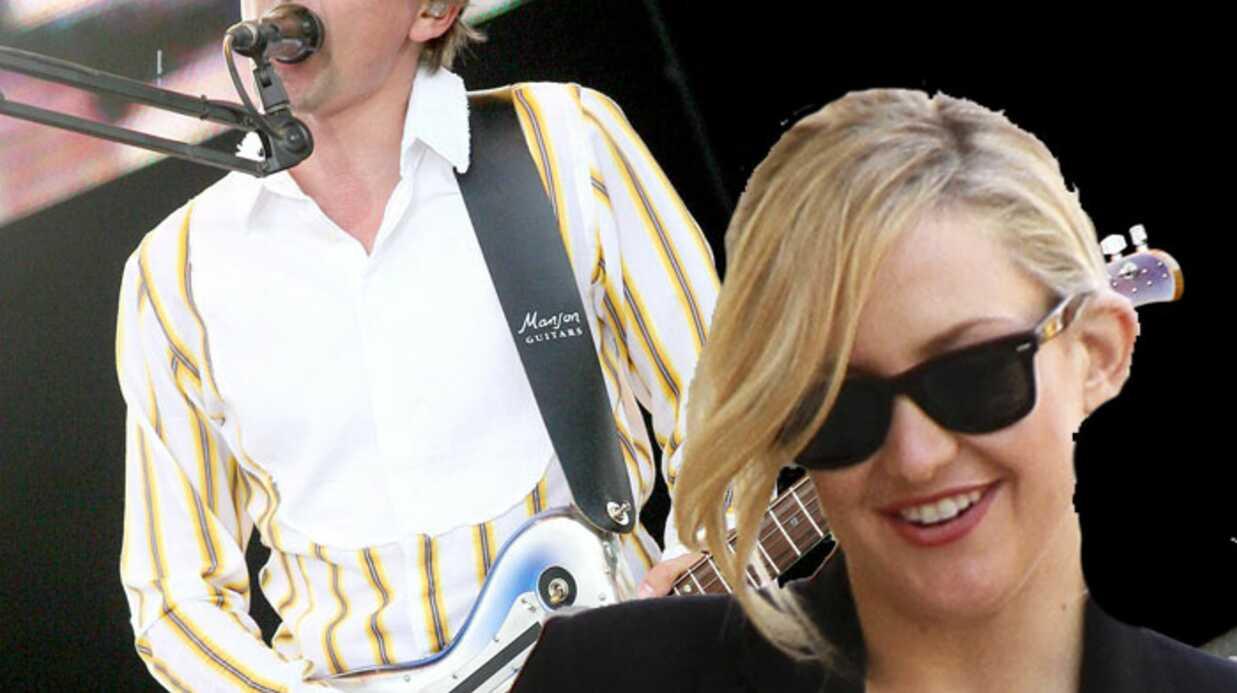 Matthew Bellamy confirme sa relation avec Kate Hudson
