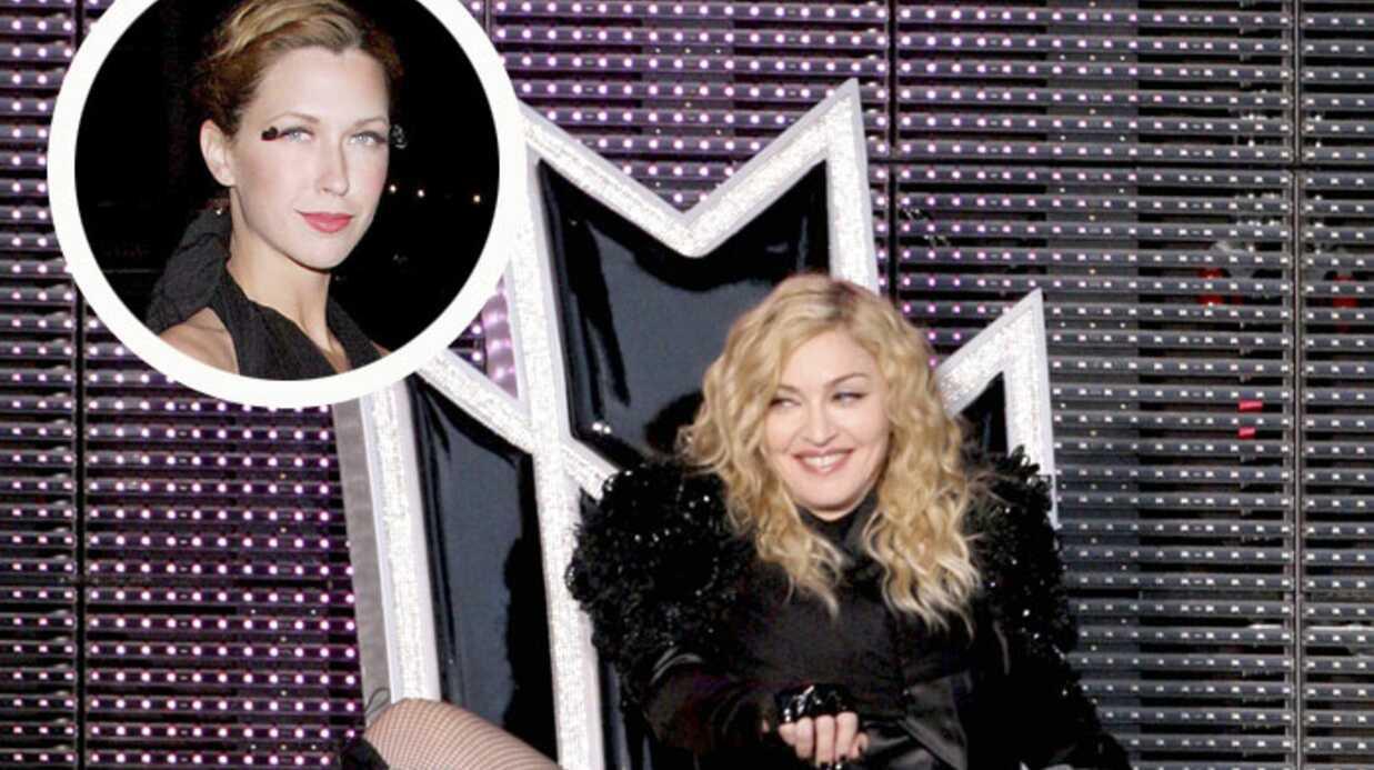 Madonna: Margo Stilley quitte le casting de son film