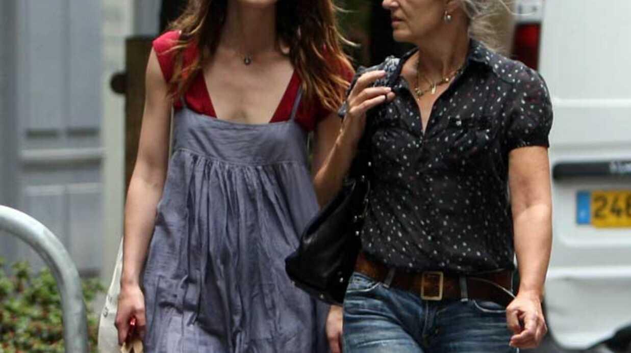 Keira Knightley Clash avec sa mère
