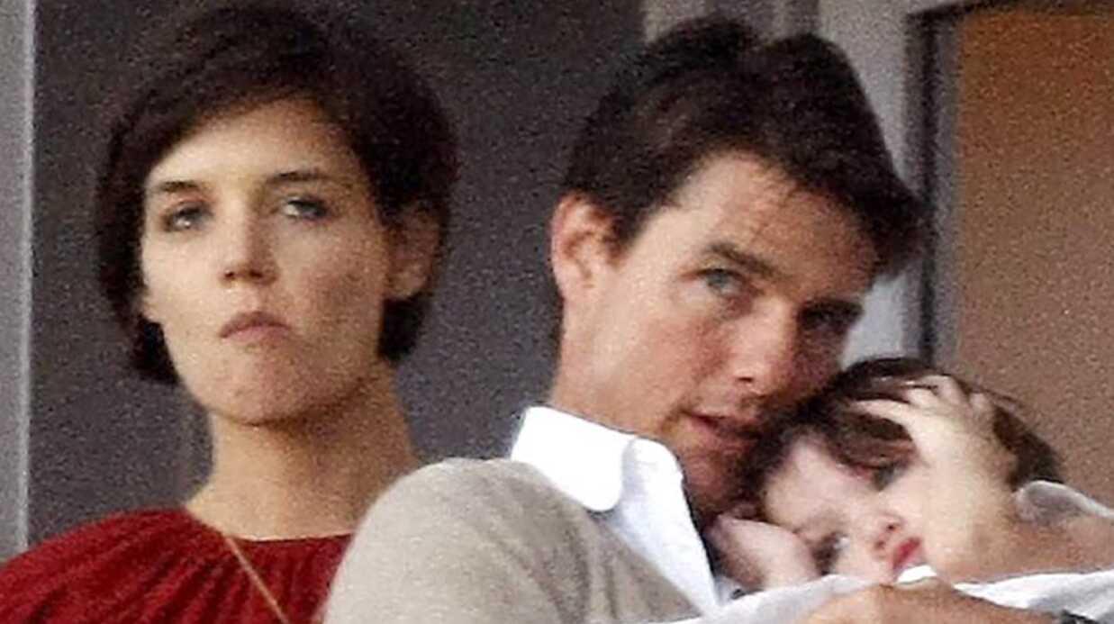 Tom Cruise & Katie Holmes Direction Big Apple