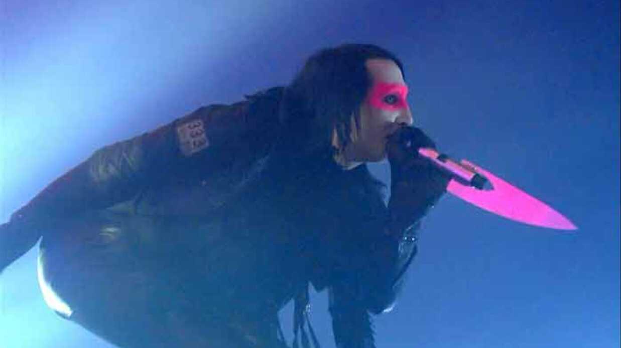 Marilyn Manson supporte financièrement ses parents