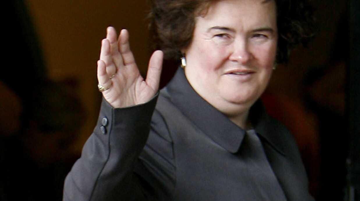 Susan Boyle est sortie de l'hôpital