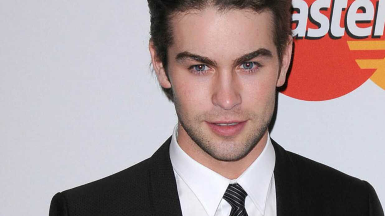 Chace Craw­ford de Gossip Girl arrêté en posses­sion de drogue