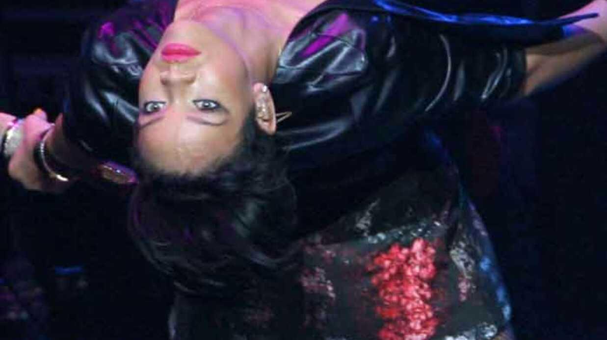 Rihanna annule son concert à Dubaï