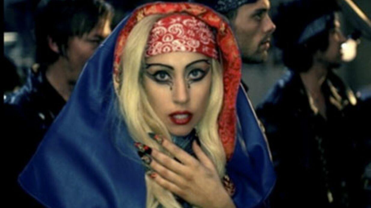 VIDEO Lady Gaga dévoile le clip de Judas