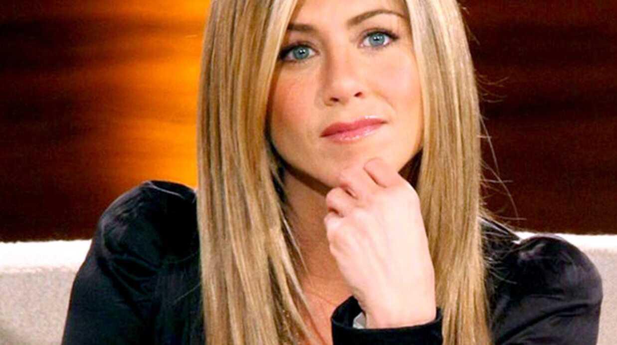 Jennifer Aniston ne regrette pas Brad Pitt