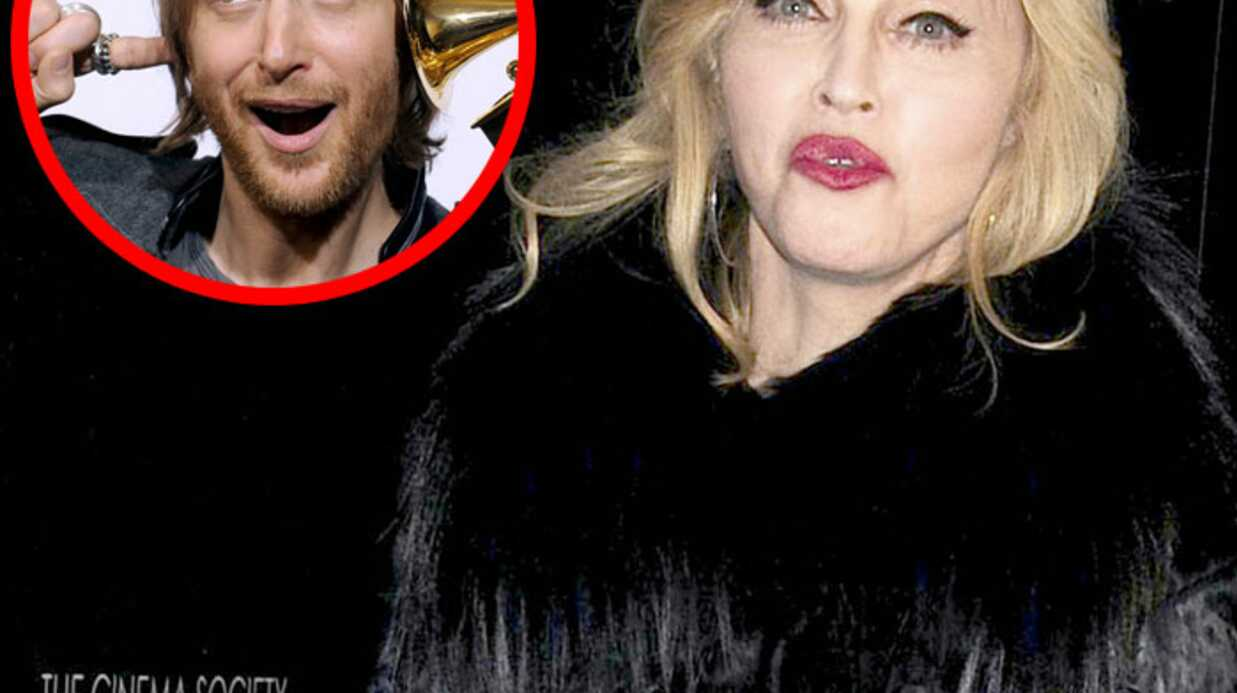 David Guetta colla­bore avec Madonna