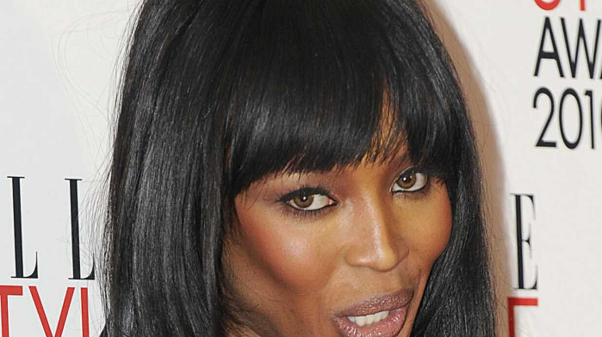 Naomi Campbell: son chauffeur retire sa plainte et s'excuse