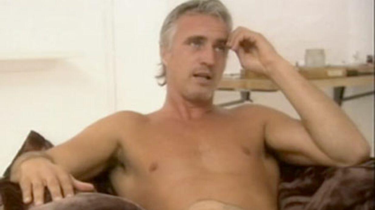 VIDEO David Ginola nu à la télé anglaise