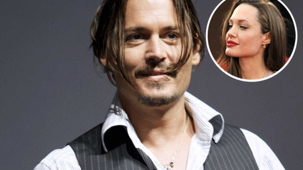 Johnny Depp et Angelina Jolie dans The tourist?