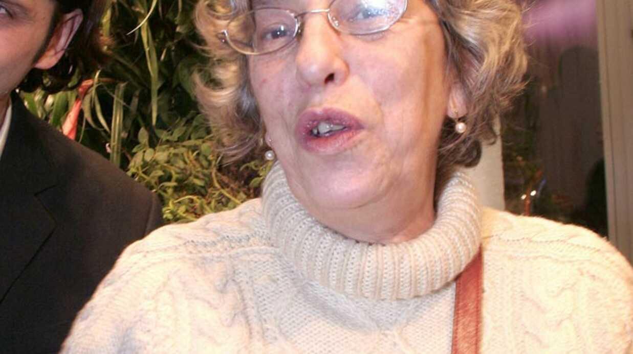 Anémone: hospitalisée après un accident de voiture