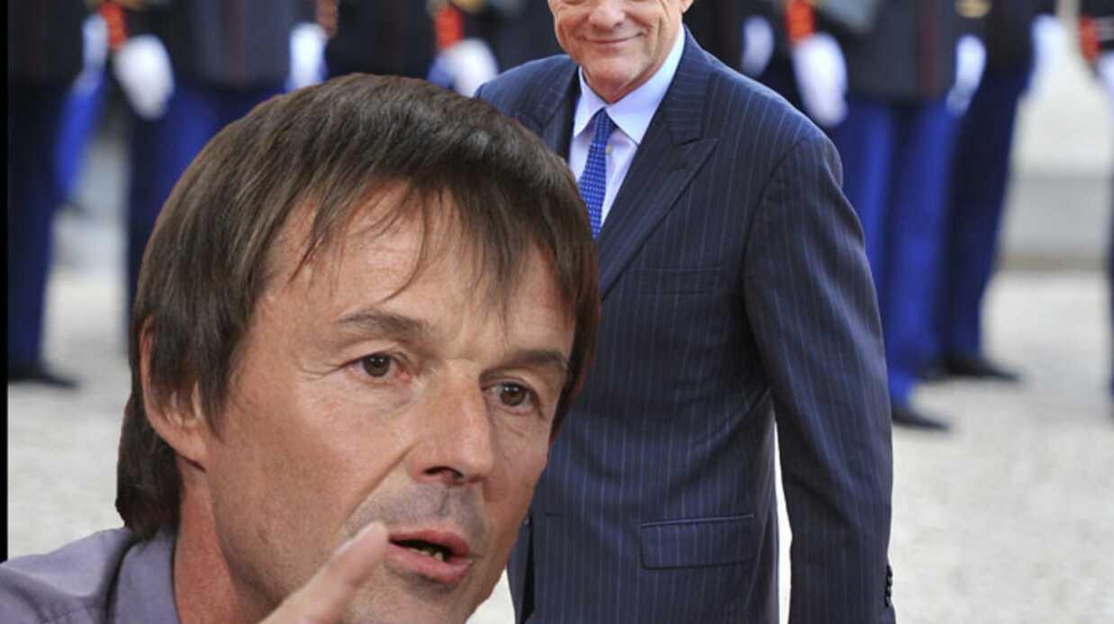 Nicolas Hulot refuse d'être ministre pour Jean-Louis Borloo