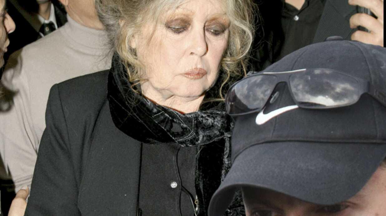 Brigitte Bardot en veut toujours à Marc-Olivier Fogiel