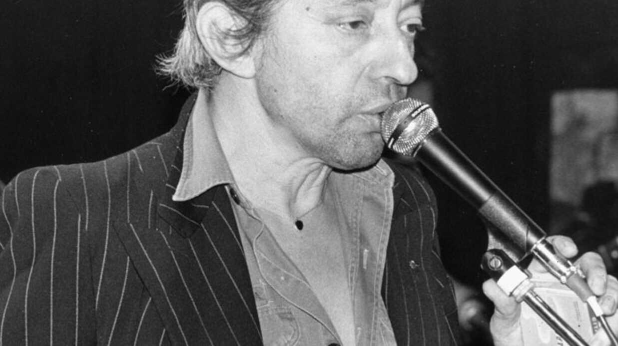 Serge Gainsbourg avait une maîtresse cachée!