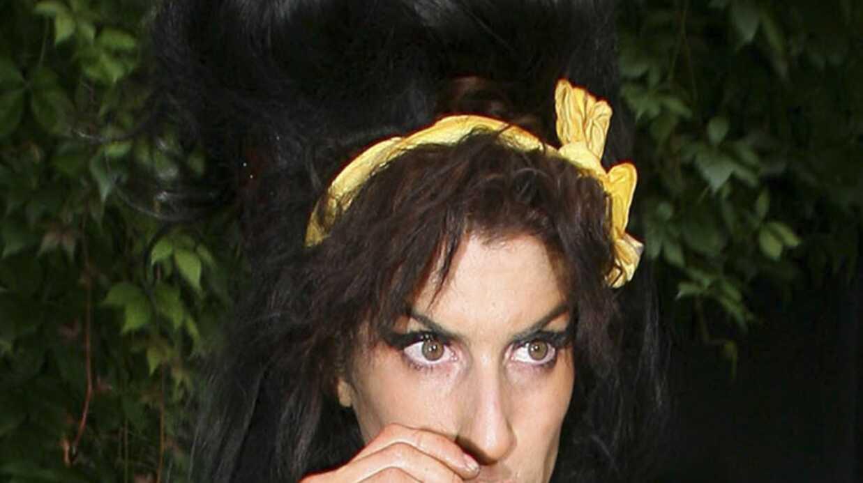 Amy Winehouse demande 48 bouteilles de whisky pour un concert