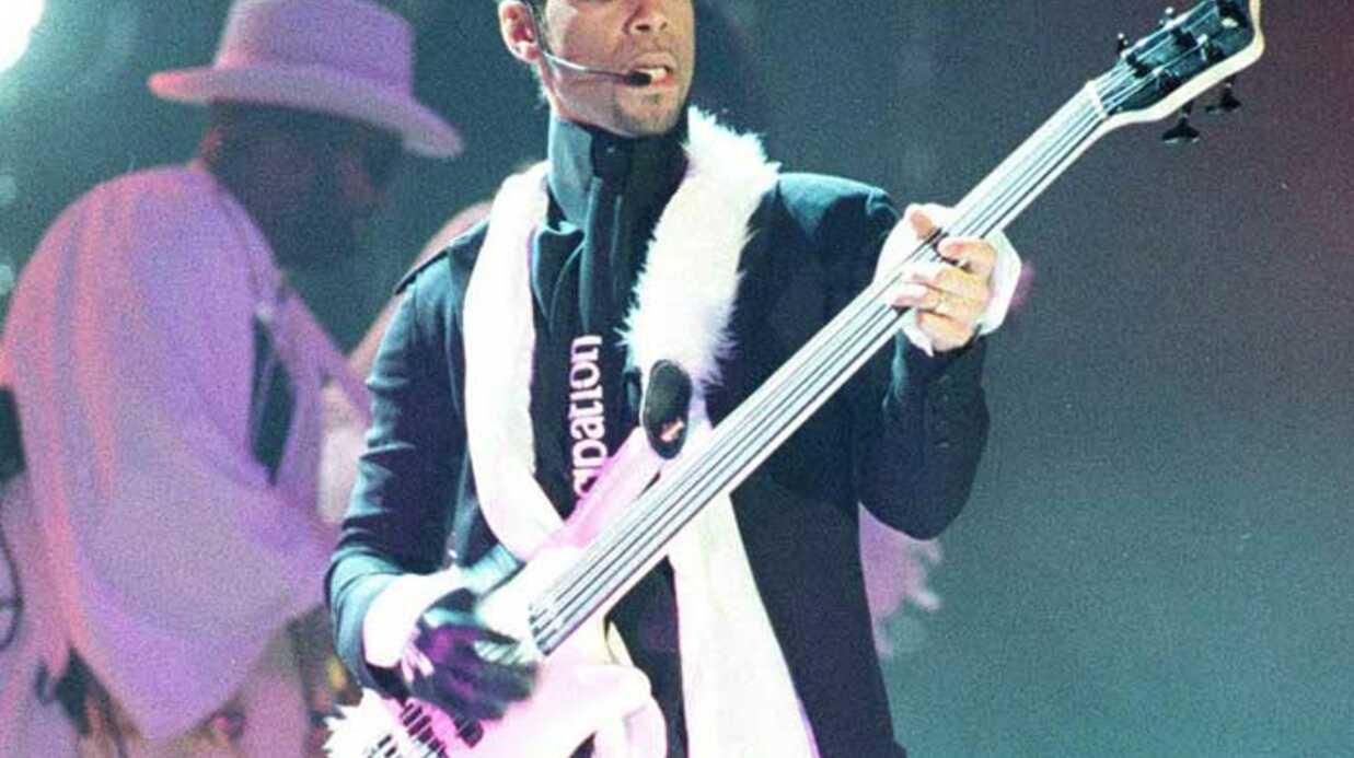 Prince à l'Opéra de Monte-Carlo le 13 août