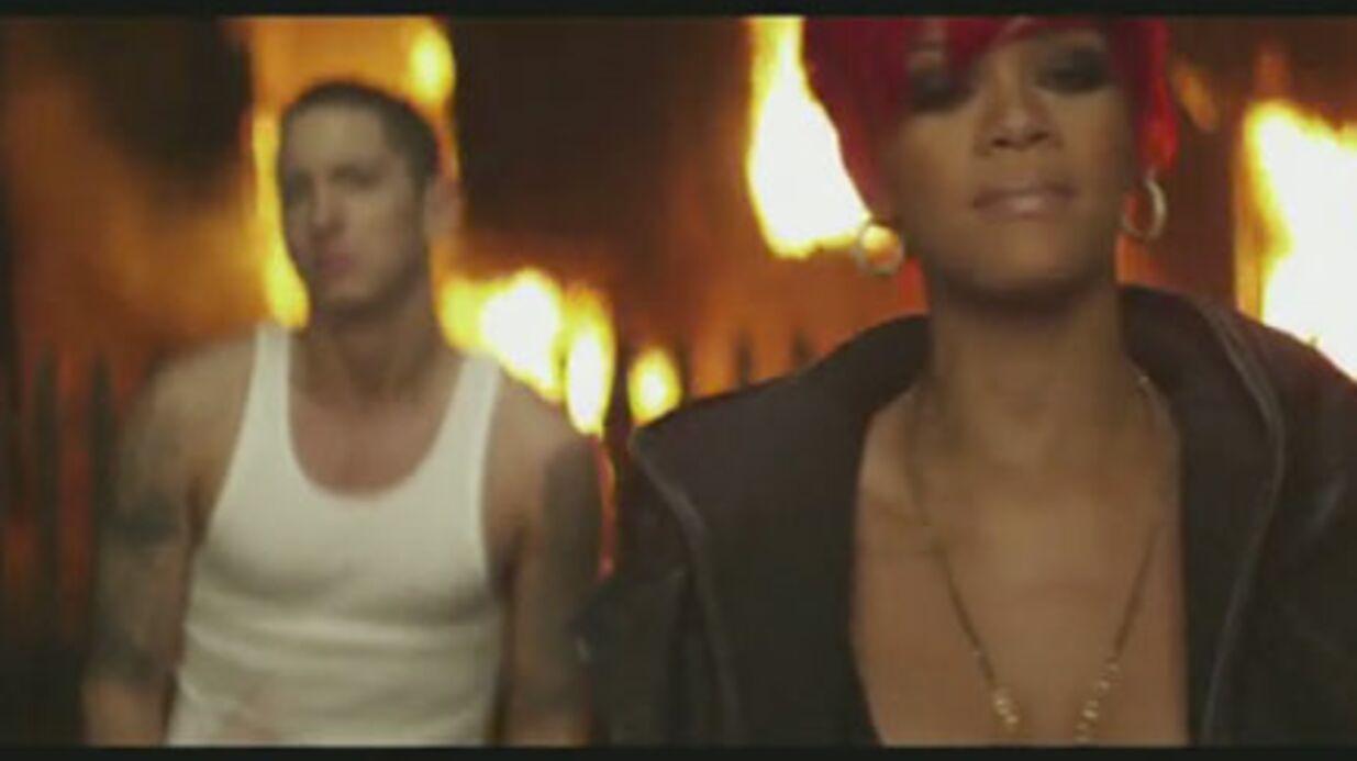 VIDEO Le clip d'Eminem et Rihanna avec Megan Fox