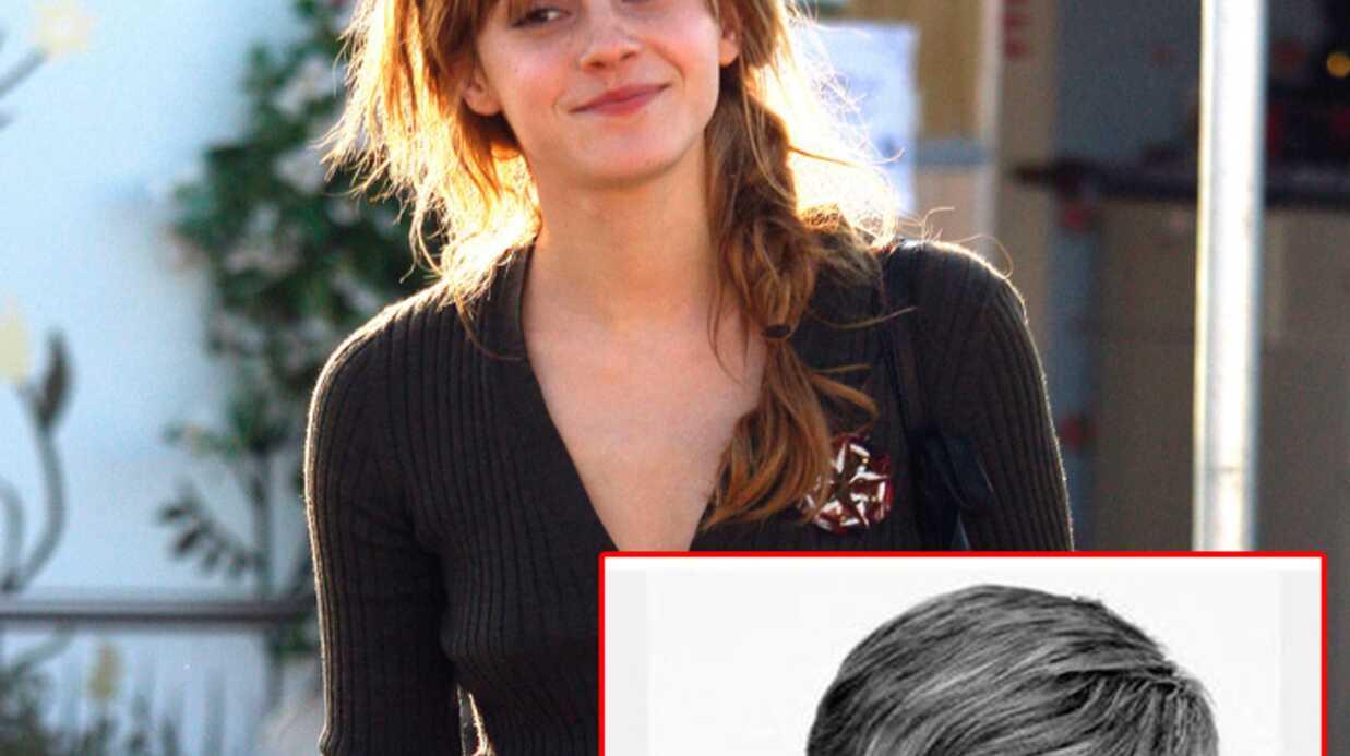 PHOTO Emma Watson a coupé ses cheveux