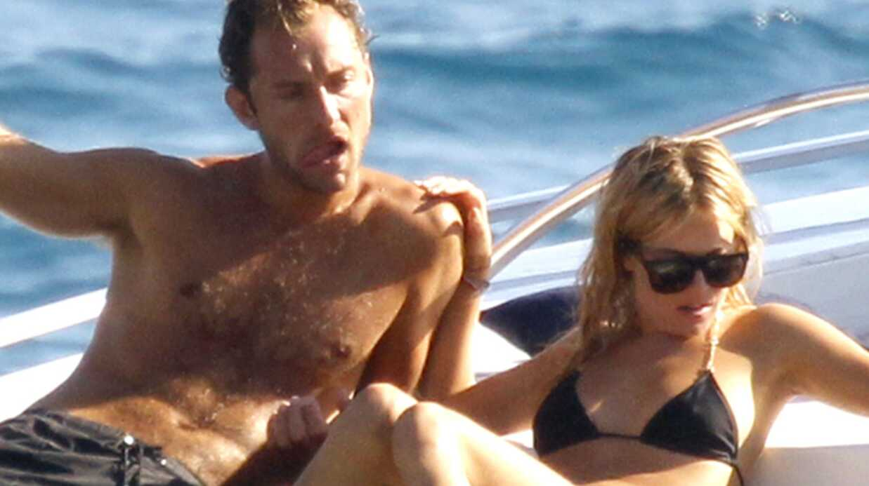 PHOTO Jude Law et Sienna Miller à Ibiza