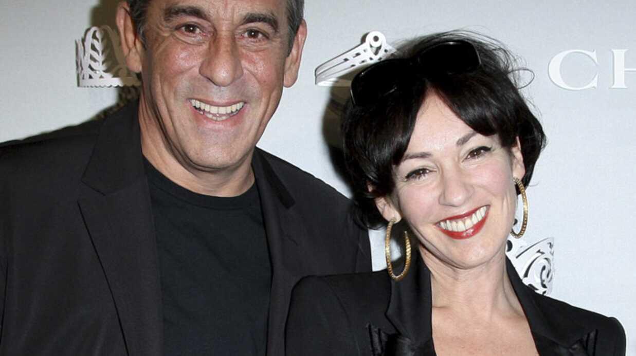 Thierry Ardisson et Béatrice: le divorce