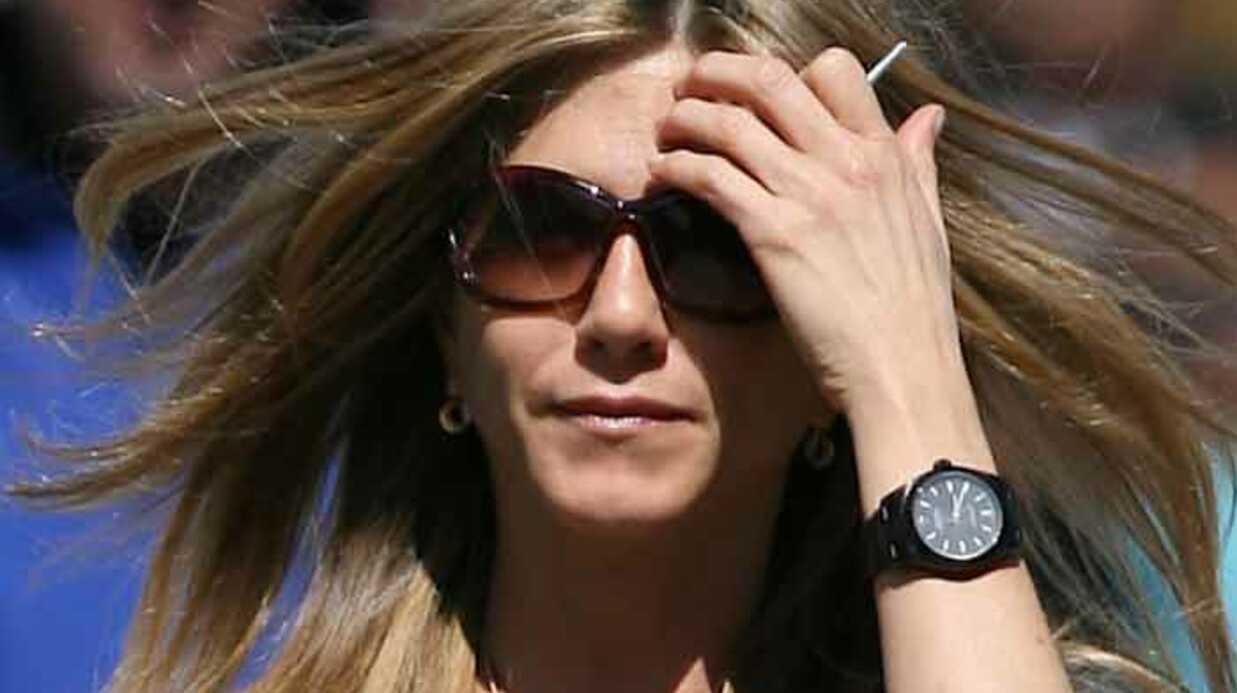 Jennifer Aniston: 40.000 euros de brushing