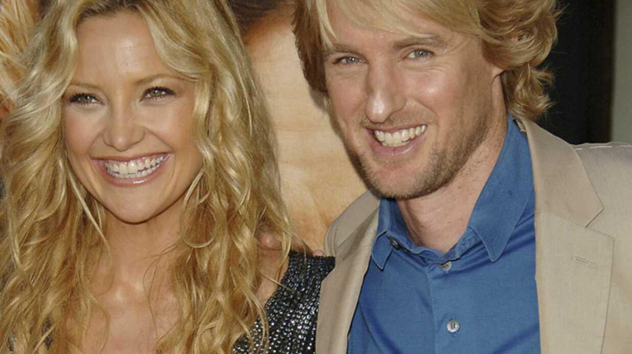 Kate Hudson et Owen Wilson: mariage en juin prochain