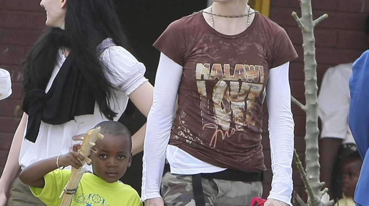 Madonna: Mercy James pleure sa future maman