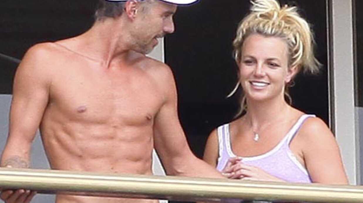 Britney Spears: escapade romantique avec Jason
