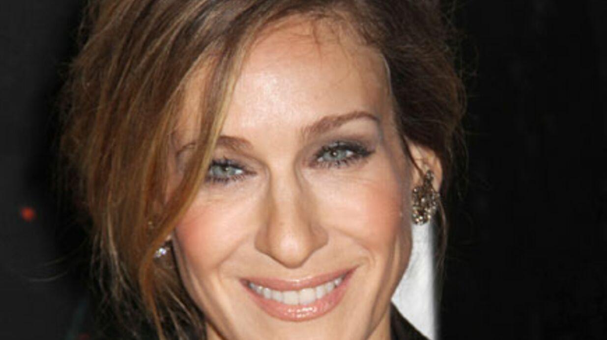 Sarah Jessica Parker: l'âge lui fait peur