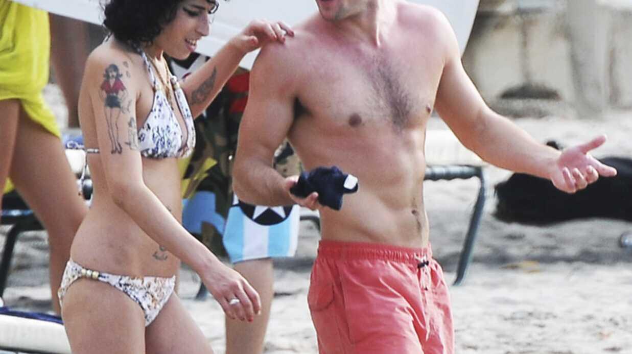 Amy Winehouse: love story avec un acteur?