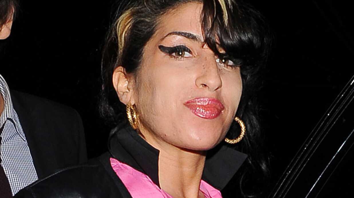 Amy Winehouse et ses nouvelles addictions pour 2010