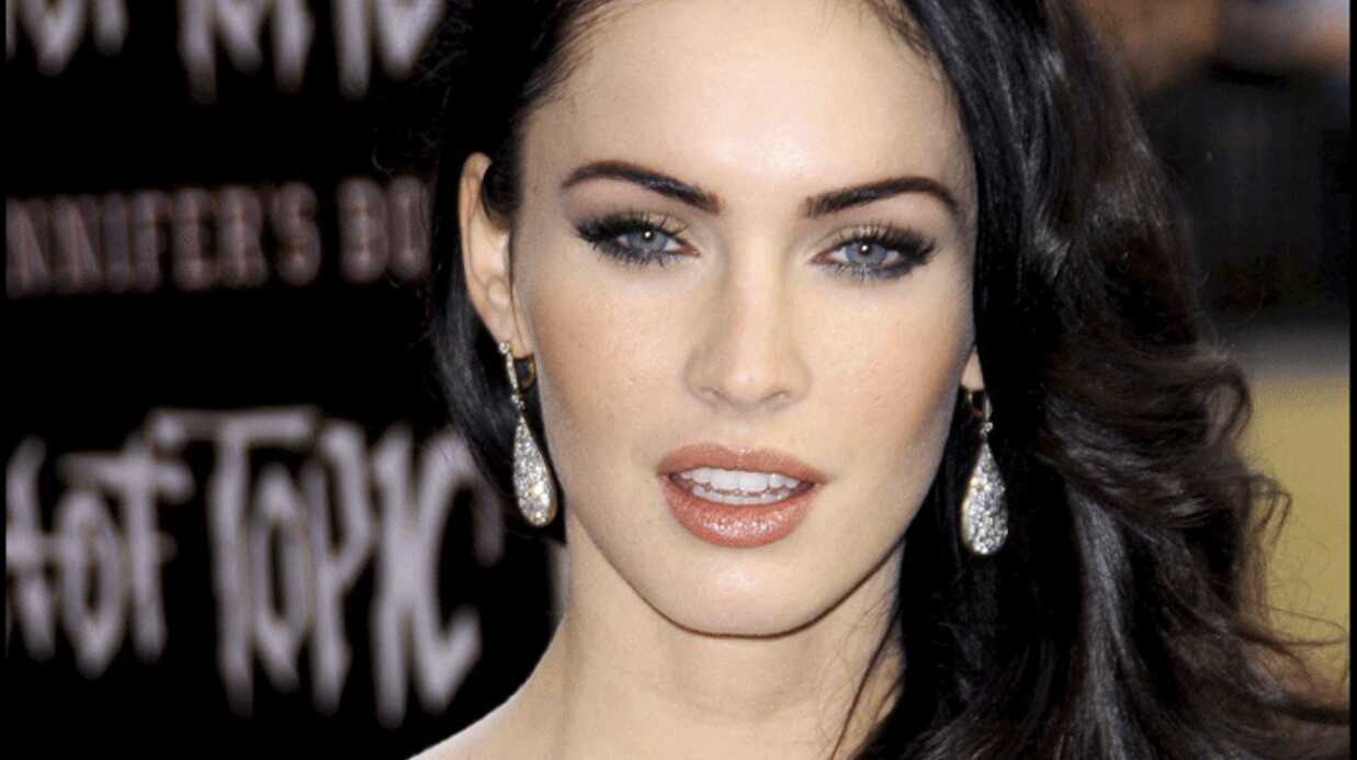 Megan Fox n'a eu que deux amants dans sa vie