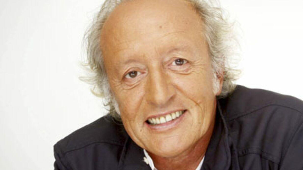 Didier Barbelivien papa de jumelles