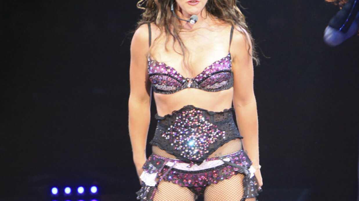 Concert Britney Spears à Bercy: Voici y était
