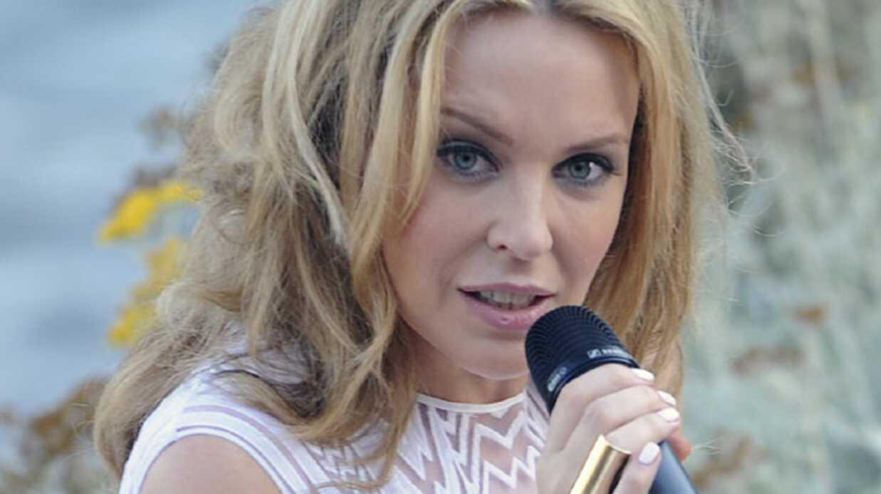 Kylie Minogue sort un nouvel album