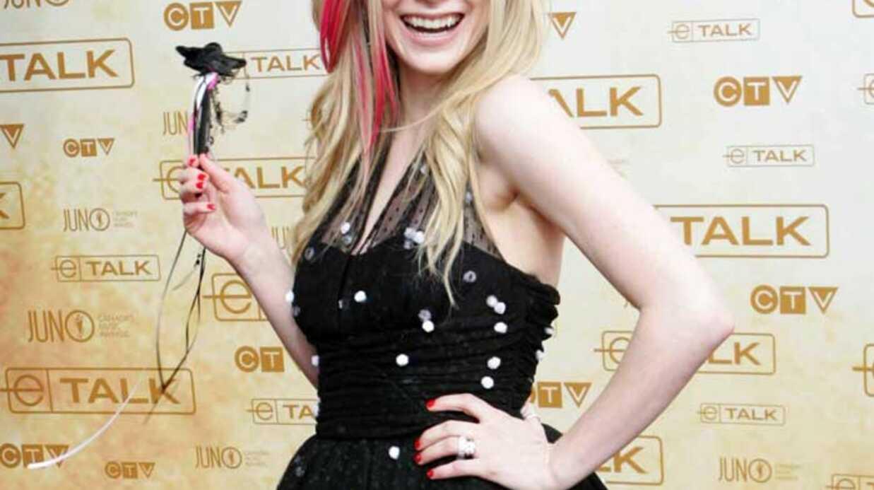 Avril Lavigne Vers une nouvelle carrière?