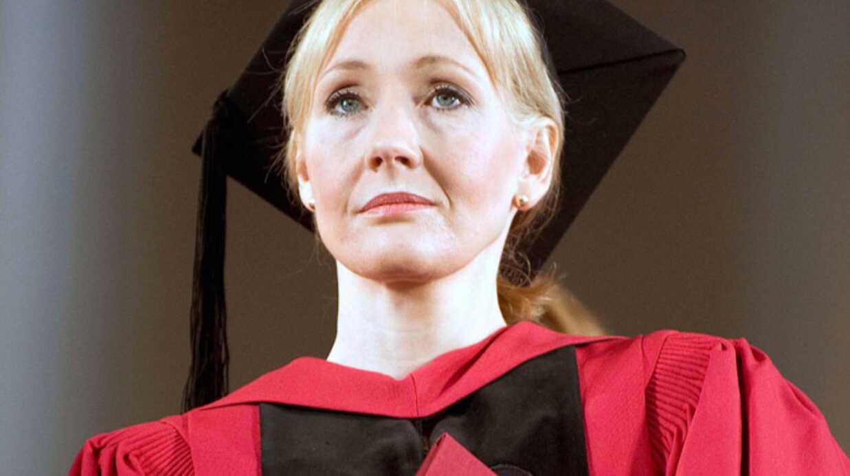 J.K Rowling Docteur