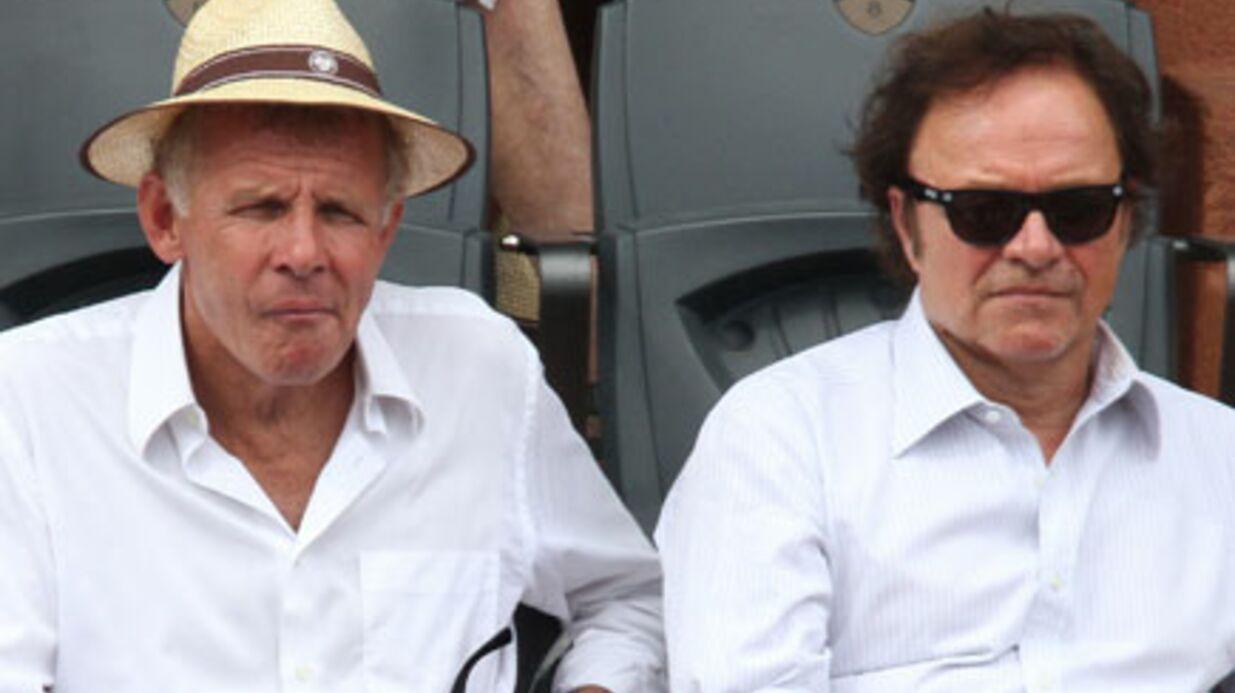PPDA et Guillaume Durand s'éclatent à Roland Garros