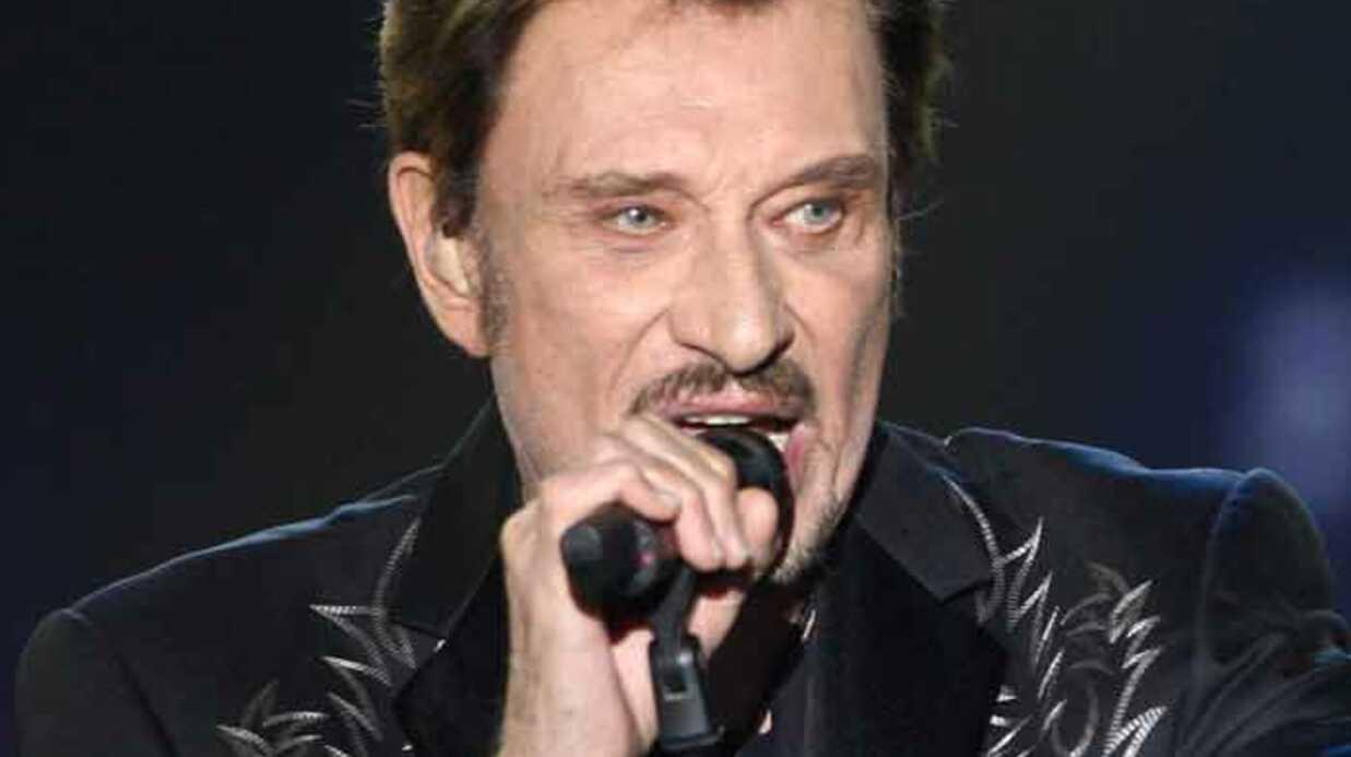 Johnny Hallyday prolonge sa tournée d'adieux jusqu'en 2010