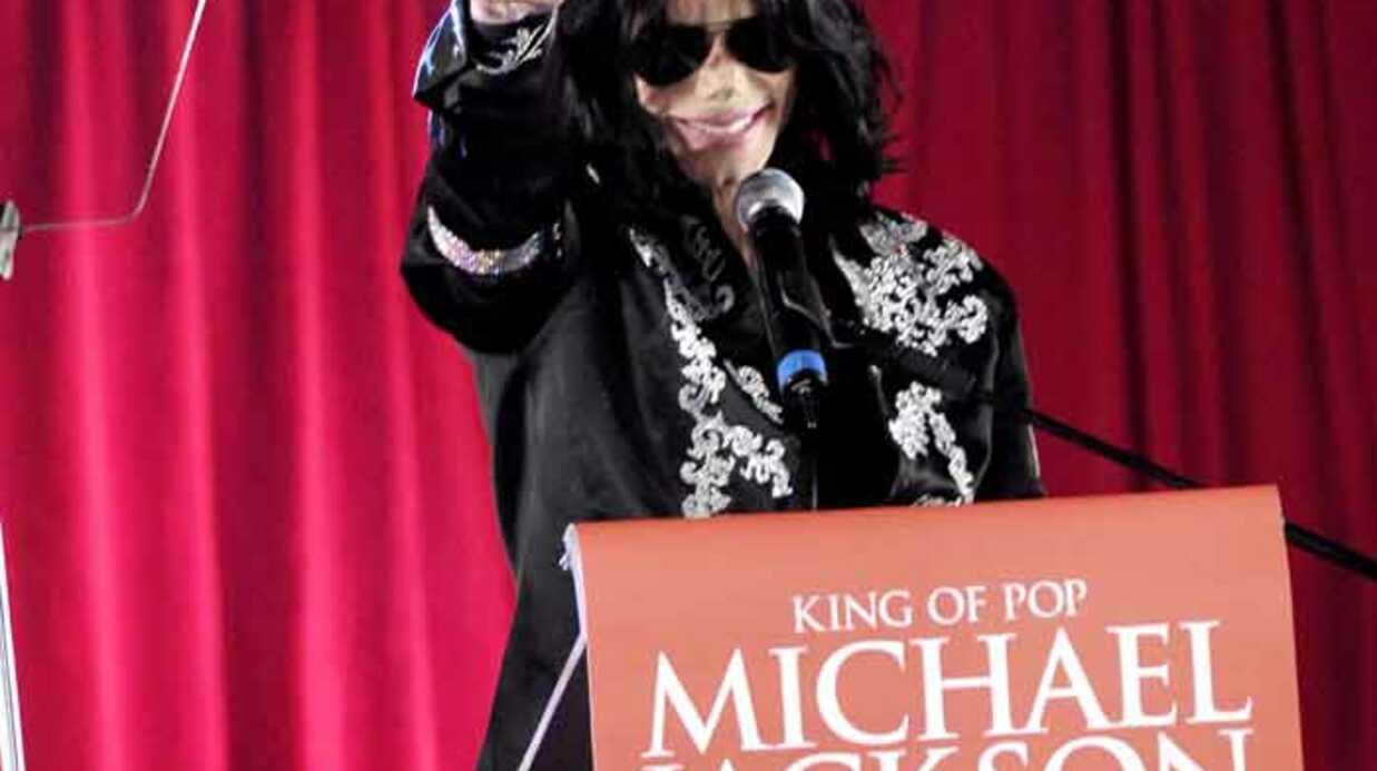 Michael Jackson: désormais 43 concerts!