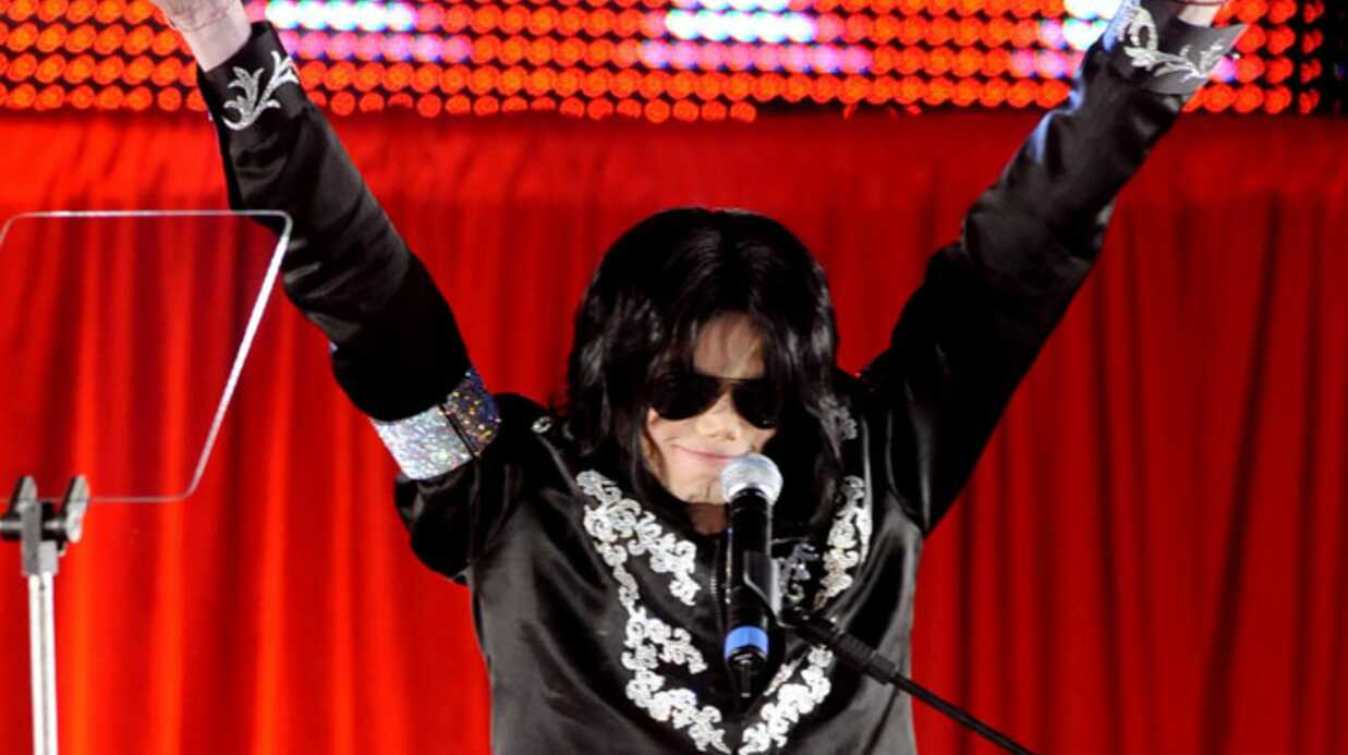VIDEO Michael Jackson: une conférence de presse expédiée