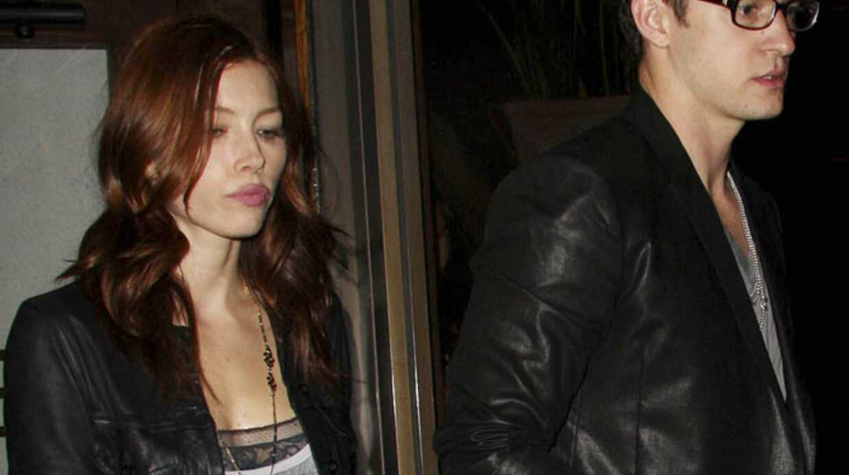 Justin Timber­lake  – Jessica Biel : sépa­rés selon mamie
