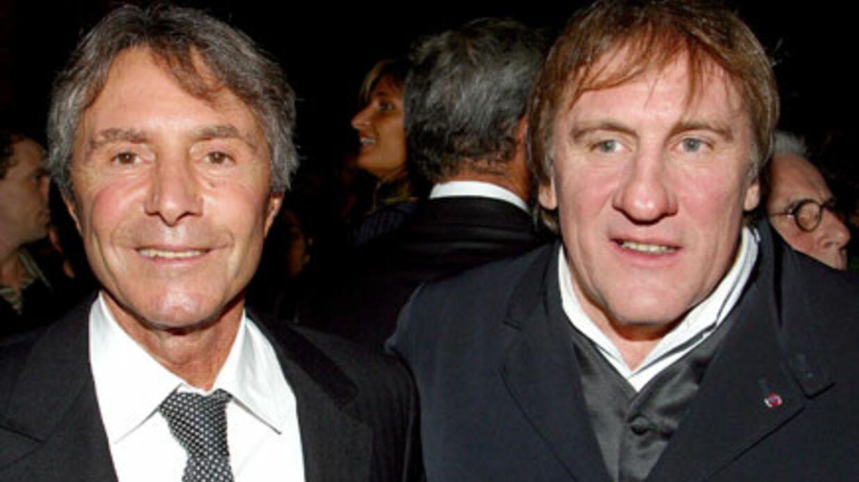 Gérard Depardieu: «Une baleine échouée» selon Francis Veber