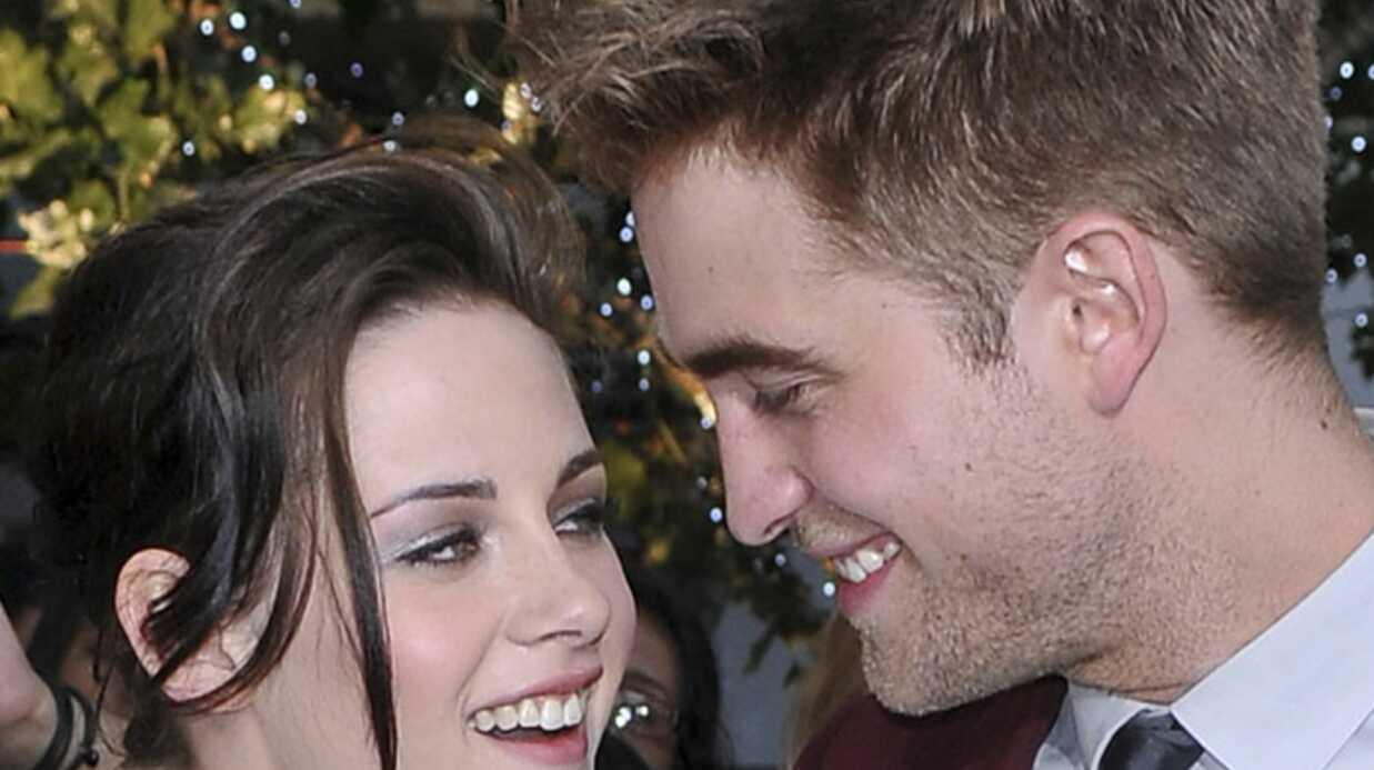 Robert Pattinson – Kristen Stewart: câlins en public