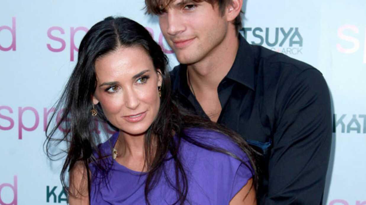 Demi Moore veut avoir un enfant avec Ashton Kutcher