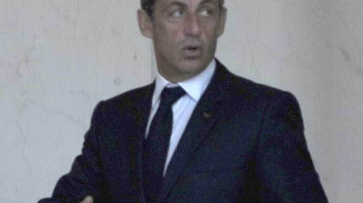 Nicolas Sarkozy: victime d'une bombe!